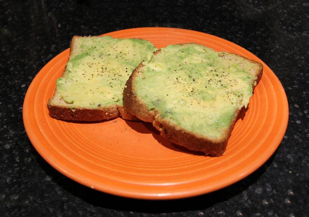 Picture of Avocado Toast Breakfast