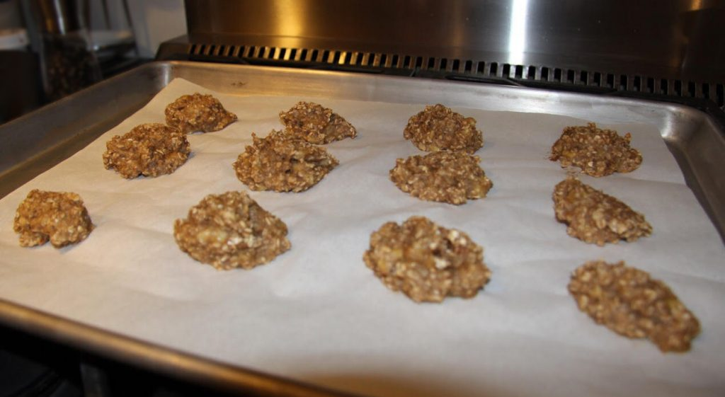 Picture of Oatmeal Cookies Breakfast