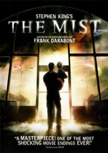 Picture of the movie poster of The Mist, 2007