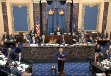 Trump Impeachment, Washington, D.C., USA – 03 Feb 2020